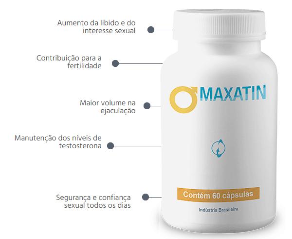 Benefícios do maxatin